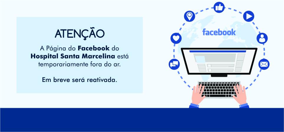 Facebook temporariamente fora do ar <br />