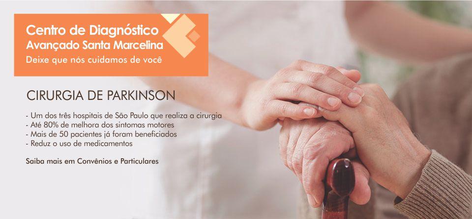 Centro de Diagnóstico Santa Marcelina <br />