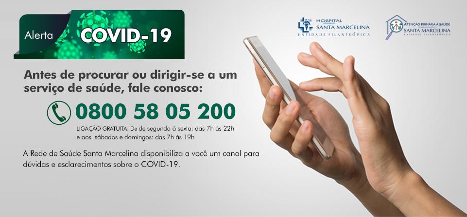 Esclareça suas dúvidas sobre o COVID-19 <br />