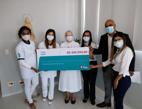 RaiaDrograsil doa R$ 499.999,80 para o Hospital Santa Marcelina
