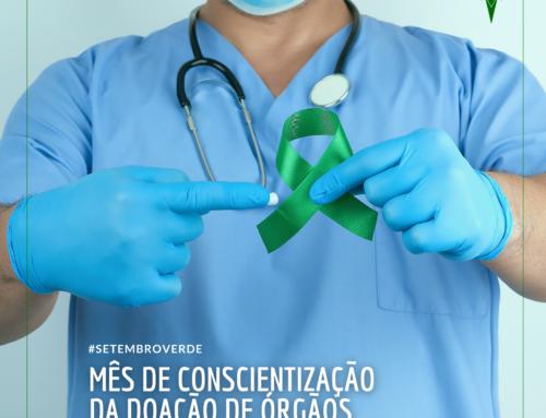💚 Setembro Verde – Doação de Órgãos