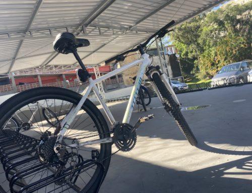 Unidade de Itaquera Inaugura Bicicletário